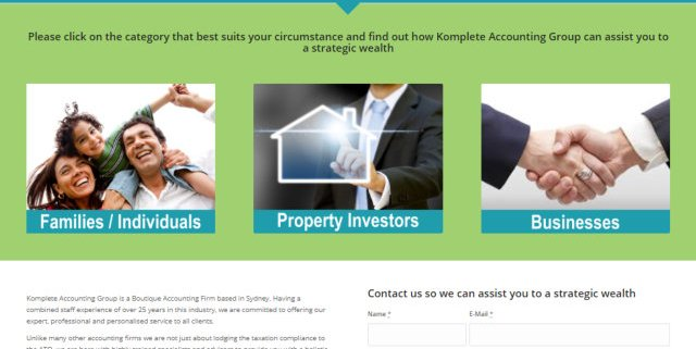 komplete accounting group