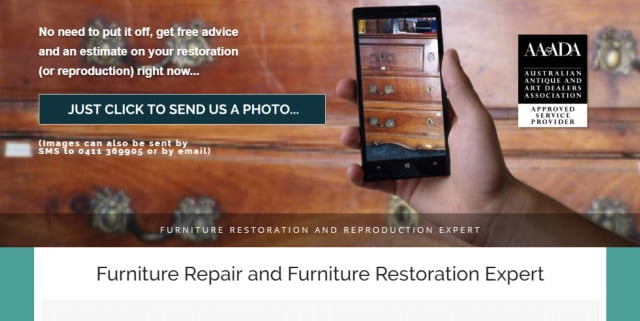 lindsay courtois furniture restorations