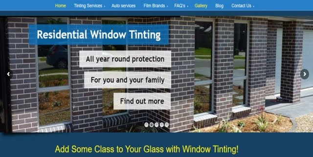 All Aspects Window Tinting